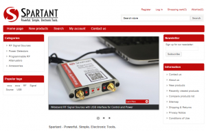 Spartant Compact Electronic Tools